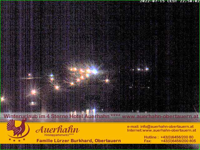 Obertauern Webcam